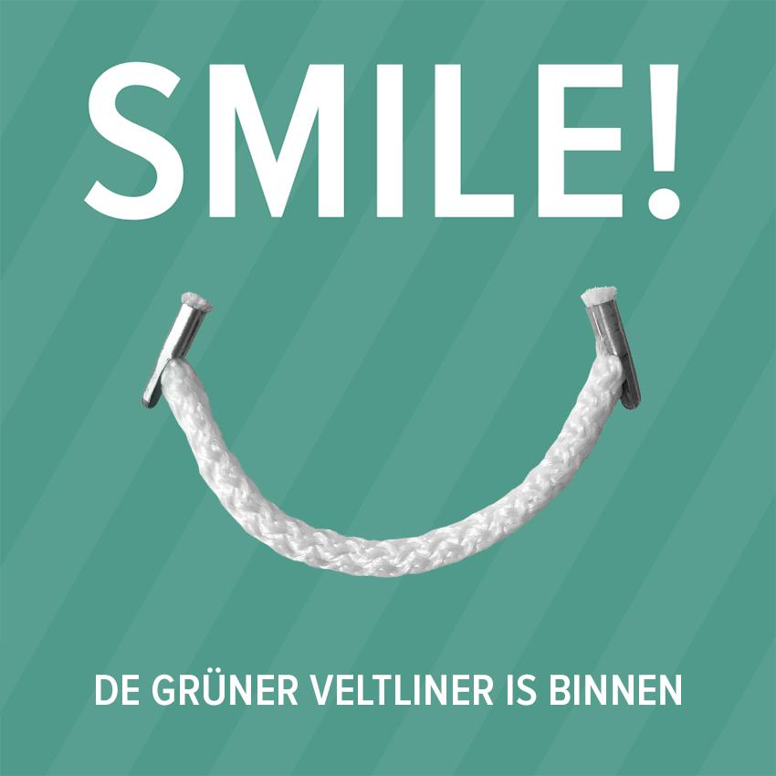 Smile! Grüner Veltliner 2019